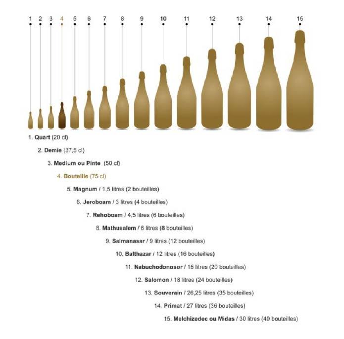 Champagne combien de verre