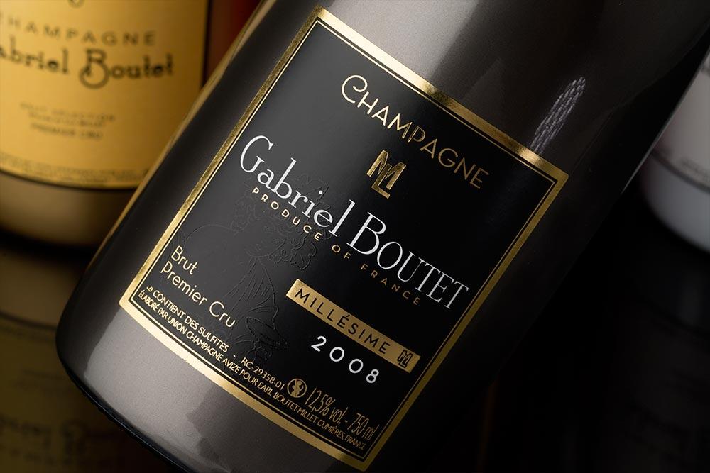Capsule de Champagne VILLERS SOUS CHATILLON n°2 Cuvée spéciale Illumination