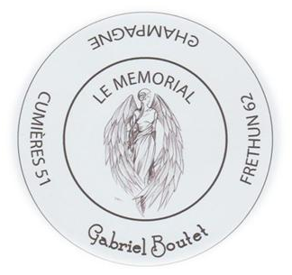 capsule logo LE MEMORIAL Copie