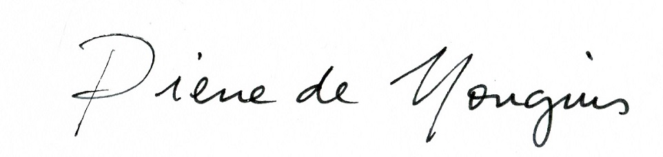 signature image Pierre de Mougins